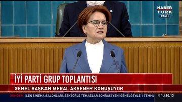 İYİ Parti lideri Akşener'den Ayasofya imamına tepki