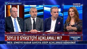 Muharrem İnce Habertürk TV'de soruları yanıtlıyor | Türkiye'nin Nabzı - 2 Haziran 2021