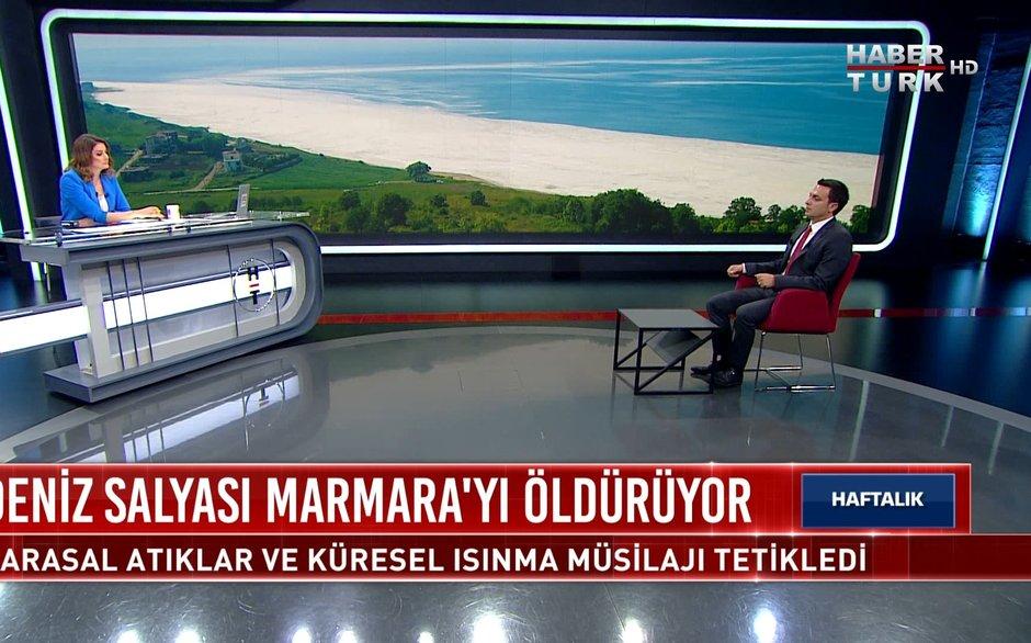 Haftalık - 5 Haziran 2021 (Marmara'yı araştıran gemi ne buldu?)