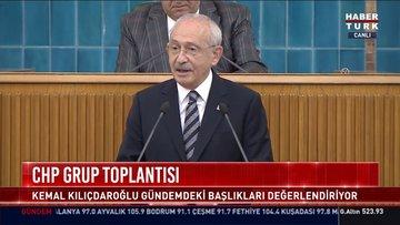 CHP lideri Kılıçdaroğlu'ndan HDP'ye kapatma davası açıklaması