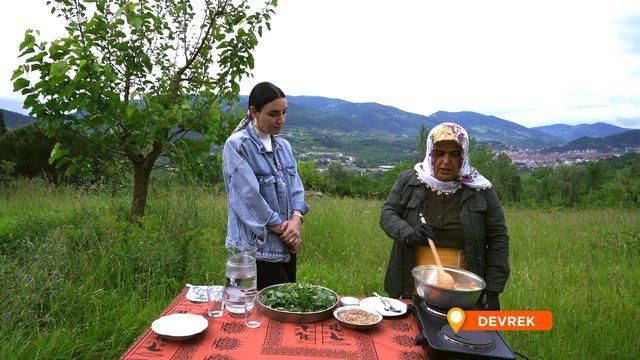 Sevcan'la Lezzet Yolunda 32. Bölüm / Zonguldak - Devrek