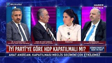 Anayasa Mahkemesi HDP'yi kapatır mı? | Açık ve Net - 7 Haziran 2021