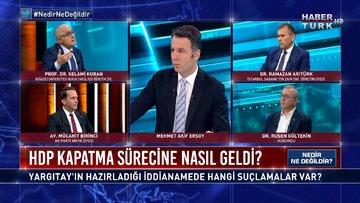 HDP iddianamesindeki iddialar neler? | Nedir Ne Değildir - 9 Haziran 2021
