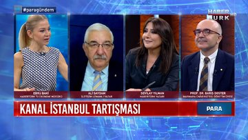 Kanal İstanbul'un tarihi belli oldu | Para Gündem - 10 Haziran 2021
