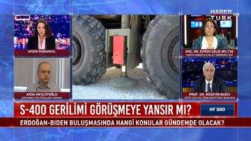 Cumhurbaşkanı Erdoğan ve ABD Başkanı Biden ne konuşacak?   HT 360 - 10 Haziran 2021