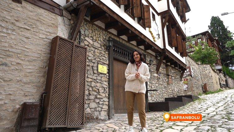 Safranbolu'nun tarihi evleri