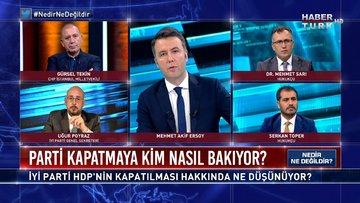 AYM HDP iddianamesini ne yapacak? | Nedir Ne Değildir - 10 Haziran 2021