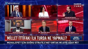 Millet İttifakı'nın HDP planı ne? | Enine Boyuna - 11 Haziran 2021