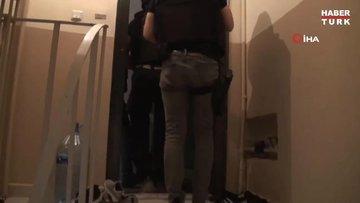 İstanbul'da DEAŞ operasyonu: Yabancı uyruklu 14 kişi yakalandı