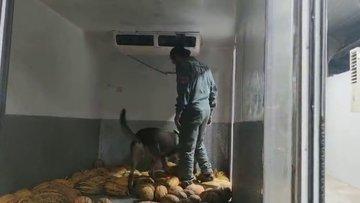 Van'da dev operasyon! 306 kilo eroin ele geçirildi