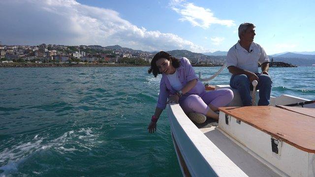 Sevcan'la Lezzet Yolunda 36. Bölüm / Trabzon