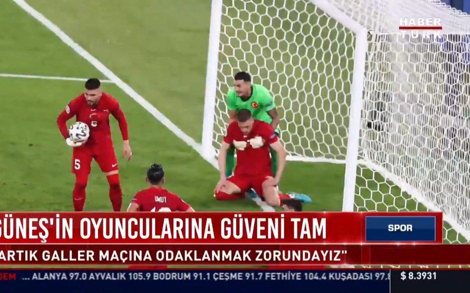 Spor Bülteni - 13 Haziran 2021 (Şenol Güneş'in oyunculara güveni tam)