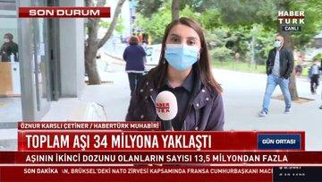 """Son dakika haberi! Sağlık Bakanı Koca, """"750 bin kişi bugün"""" dedi ve açıkladı!"""