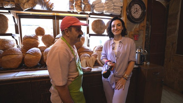 Trabzon Vakfıkebir ekmeğinin sırrı!