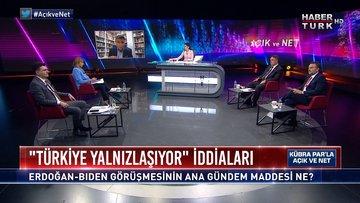 Erdoğan-Biden görüşmesinin ana gündem maddesi ne? | Açık ve Net - 13 Haziran 2021
