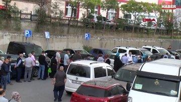Hastaneler doldu taştı! İstanbul'da hastanelerde aşı kuyruğu oluştu!
