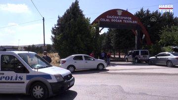 "Gaziantepspor'un ""tarihi"" çalındı"