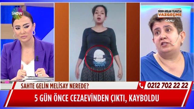 Dilek Hanım, Melisay'a seslendi!
