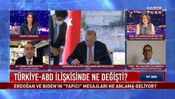 Türkiye zirveden ne aldı? | HT 360 - 15 Haziran 2021