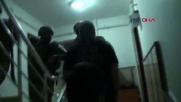 İstanbul'da PKK operasyonu! 5 gözaltı