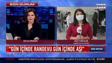 Son dakika haberi Bakan Koca duyurdu: Gün içinde randevu, gün içinde aşı uygulamasını başlattık