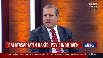 Galatasaray Başkan Adayı Burak Elmas soruları yanıtladı