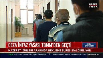 Ceza İnfaz Yasası TBMM'den geçti