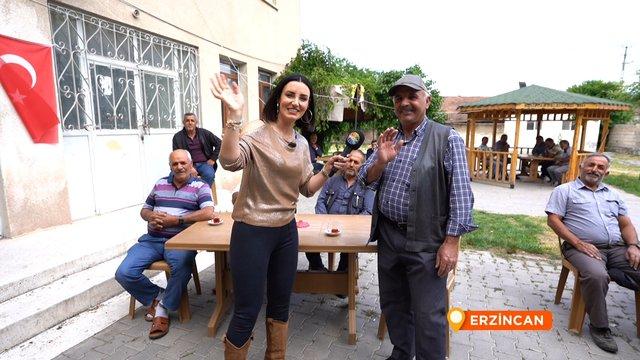 Sevcan'la Lezzet Yolunda 40. Bölüm / Erzincan