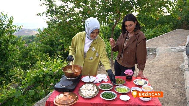 Erzincan'ın leziz ekşili yemeği tarifi