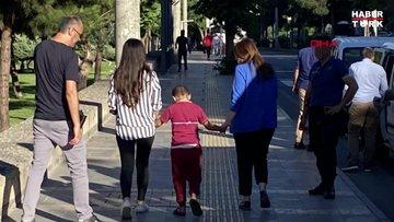 Diyarbakır'da feci olay! İşaret diliyle ihbarda bulunan babanın şiddet mağduru 3 çocuğunu polis kurtardı