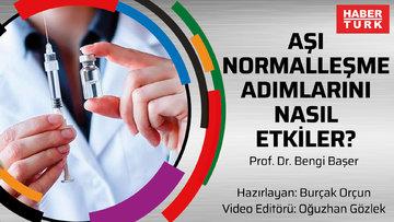 """Prof. Dr. Bengi Başer'den aşı uyarısı! """"Rehavete kapılmayalım"""""""