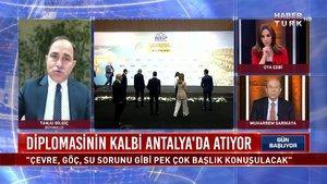 Gün Başlıyor - 18 Haziran 2021 (Antalya Diplomasi Forumu'nda hangi konular ele alınacak?)