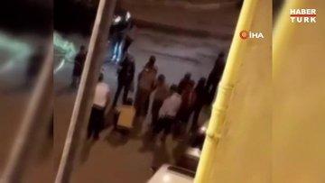 Avcılar'da darp ettikleri kadını arabadan sokağa attılar iddiası mahalleliyi ayağa kaldırdı