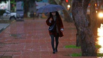 Meteoroloji'nden yağmur uyarısı!