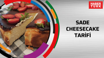 Sade cheesecake tarifi