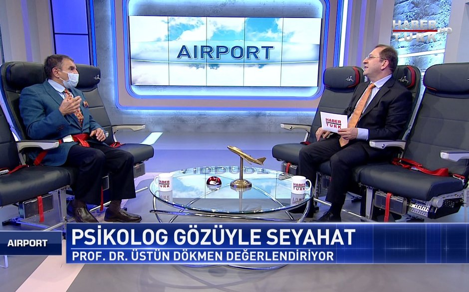Airport - 20 Haziran 2021 (Çok gezen mi, çok okuyan mı bilir?)