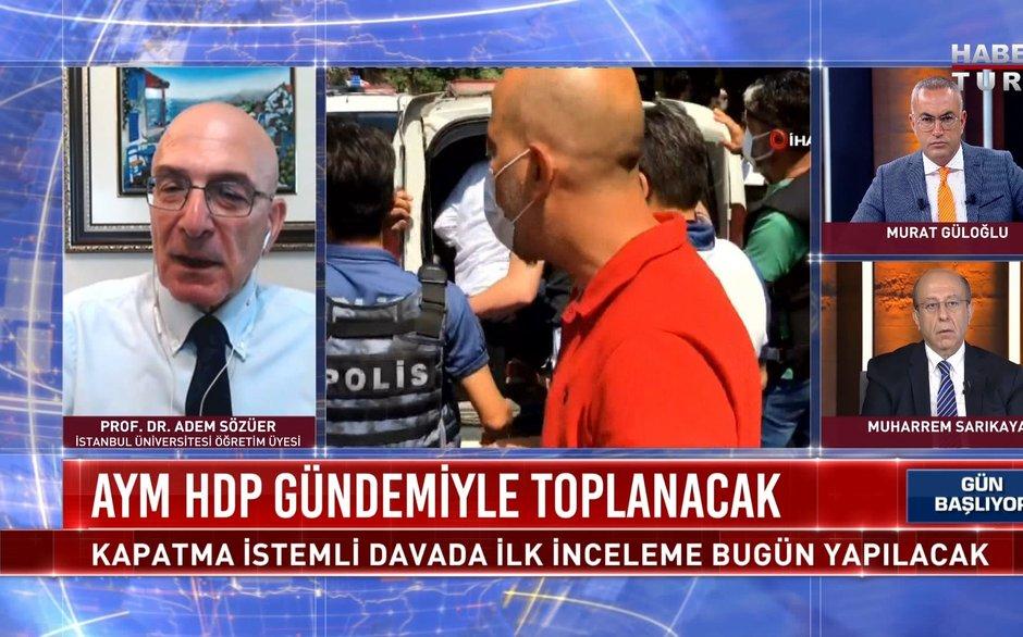 Gün Başlıyor - 21 Haziran 2021 (Sezgin Baran Korkmaz ABD'ye mi Türkiye'ye mi iade edilecek?)