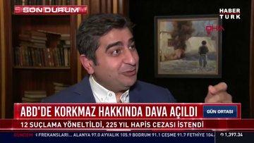 ABD'de Sezgin Baran Korkmaz hakkında dava açıldı