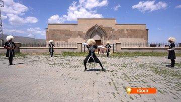 Sevcan Orhan'a Iğdır'da Kafkas karşılaması