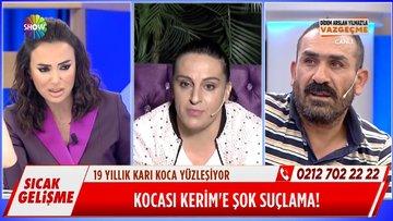 Kerim Bey'in ailesi, akrabalarını tehdit ediyor mu?