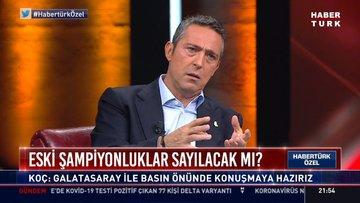 Ali Koç, HABERTÜRK'te! - 3