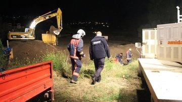 Ankara'da sağanak nedeniyle dere taştı, sele kapılan 6 hayvan öldü