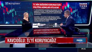 Kavcıoğlu: TL'yi koruyacağız