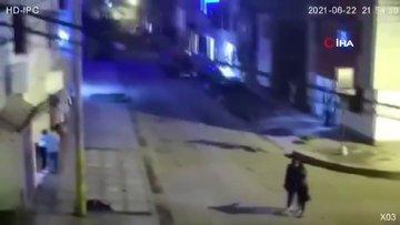 Peru'da 6.0 büyüklüğünde deprem! O anlar güvenlik kameralarına yansıdı