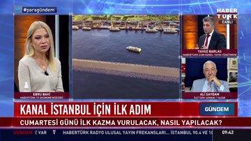 Kanal İstanbul için ilk adım!