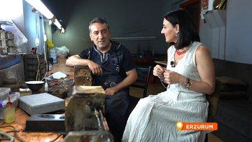 Erzurum'un simgelerinden oltu taşı