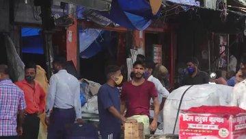 Hindistan'da koronavirüs vakalarında düşüş sürüyor!