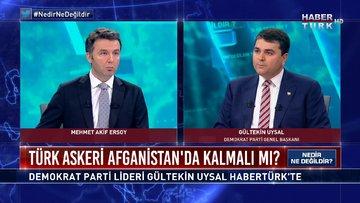 Kanal İstanbul'u destekliyor mu? | Nedir Ne Değildir - 24 Haziran 2021