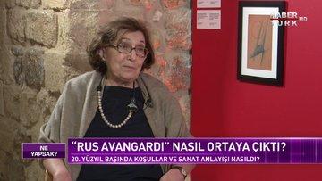 Sabancı Müzesi Müdürü Dr. Nazan Ölçer Habertürk'te | Ne Yapsak - 27 Haziran 2021