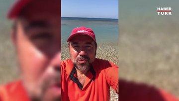 Ata Demirer: Müsilaj gitti, deniz cam gibi